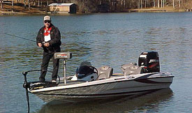 Guntersville lake fishing guides guntersville lake for Pickwick lake fishing report