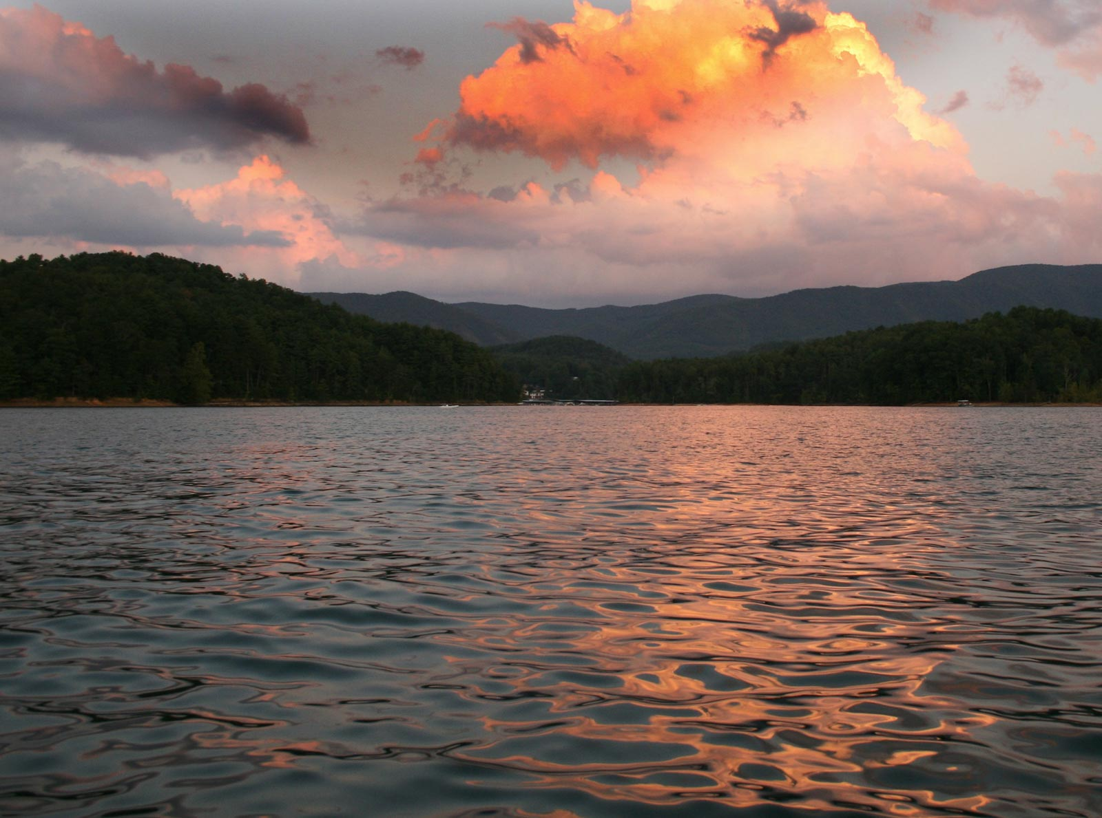 South Holston Lake Tennessee Information South Holston